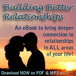 Sidebar Ad 250 - eBook Building Better Relationships