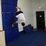 Wall Spin
