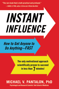 Instant Influence Book Cover