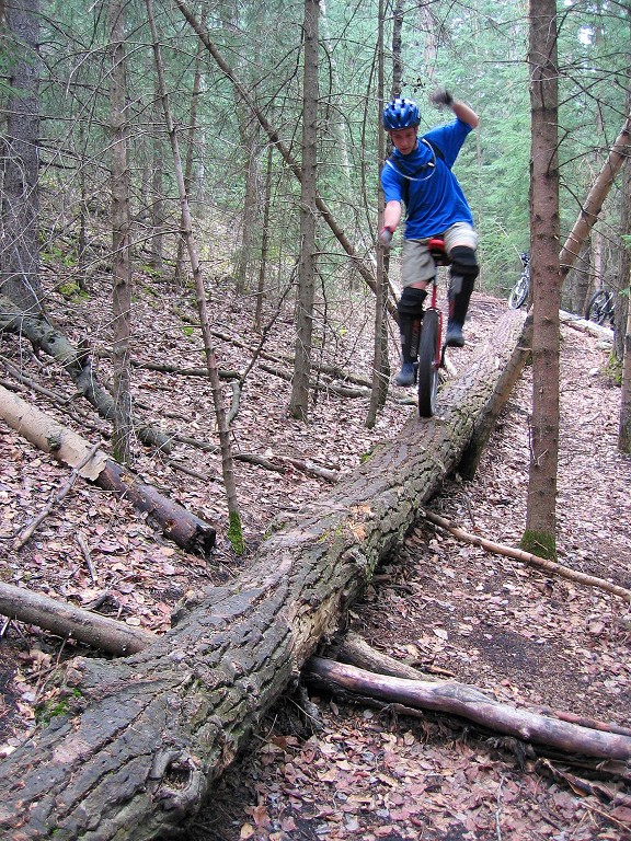 What is Mountain Unicycling? | Learn This